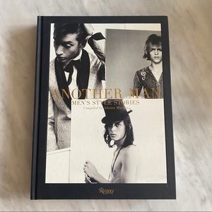 Another Man: Men's Style Stories Book